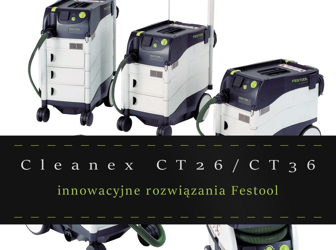 Cleantex CT26/CT36