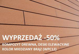 Cena kompozytu drewna